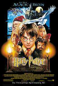 The Harry Potter CD cover